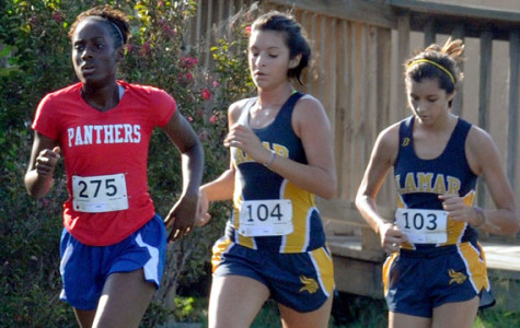 Cross country finishes at top of Midlothian meet