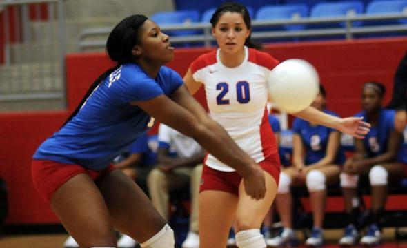 Volleyball looks to get share of first against Mansfield tonight
