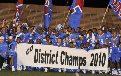 Sports Column: Panthers look for first out right district title since 2002 against Cedar Hill