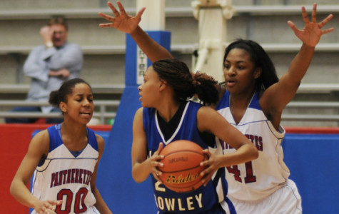 Pantherettes looking to improve season record with start of district play