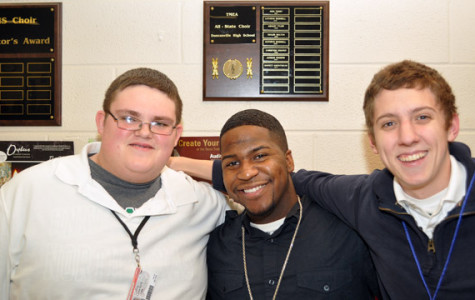 Choir students advance to All-State