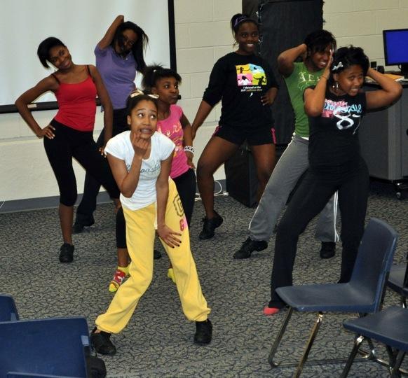Freshman Got Talent Audition Photos