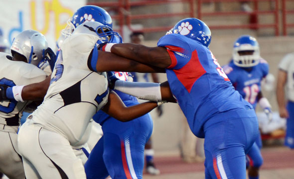 Live coverage of Panthers vs. Grand Prairie