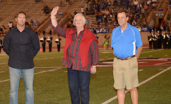 Video: Sports Hall of Honor Inductions