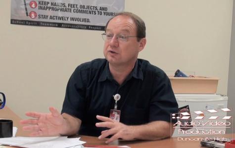 Teacher Spotlight: Bart Burnett Engineering Teacher
