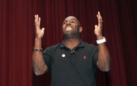 Guest speaker sheds light on bullying for freshman class