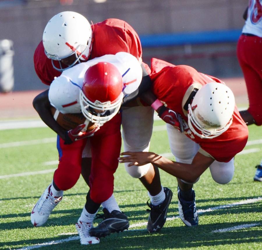 Photos%3A+Freshman+Football+vs.+South+Grand+Prairie