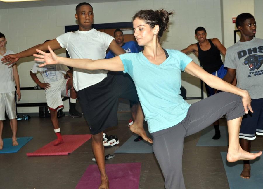 Yoga+Teacher