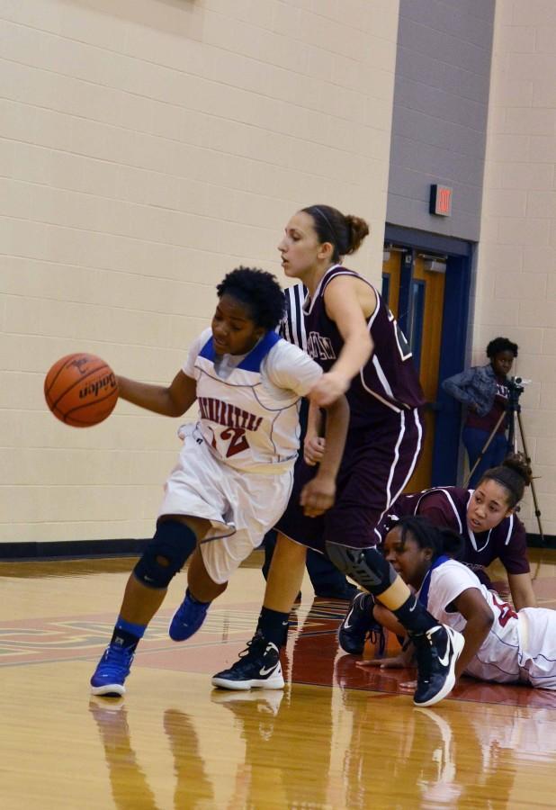 JV+Girls+Basketball+vs.+Timberview