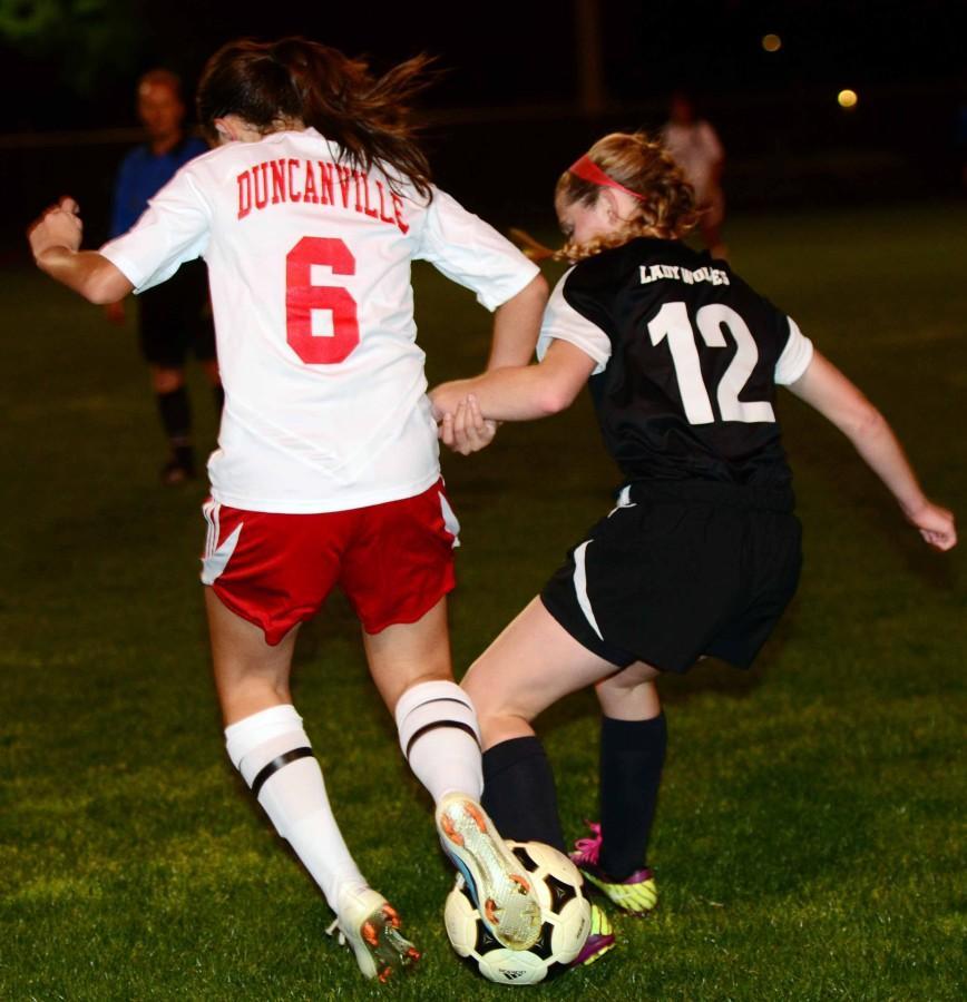 Varsity+Girls+Soccer+vs.+Timberview