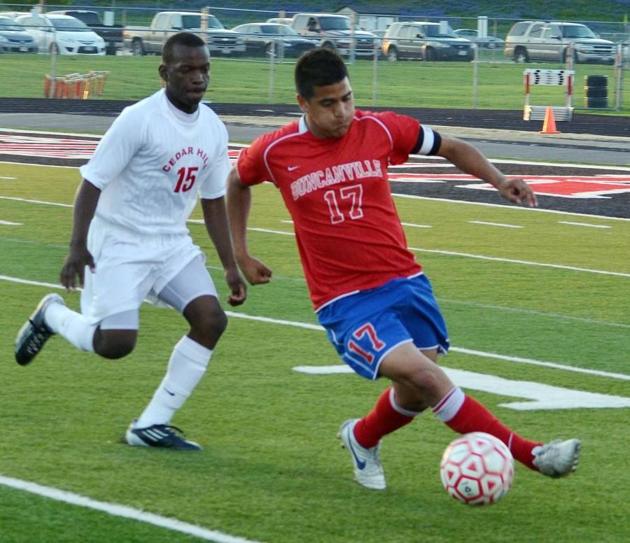 Boys+Varsity+Soccer+vs.+Cedar+Hill