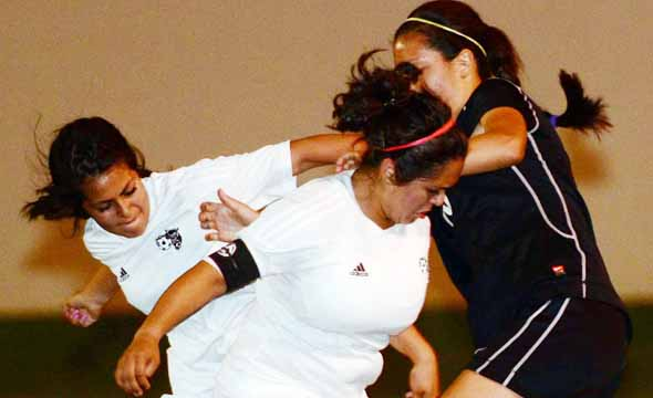 Lady Panthers look to build momentum going into playoffs