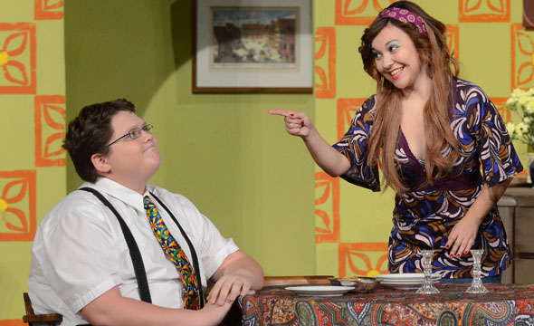 Dulce Barajas finds niche for acting through high school years
