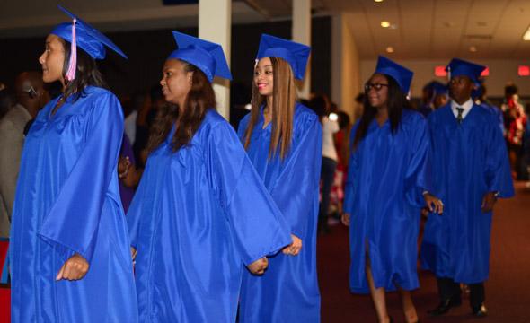 Graduation live