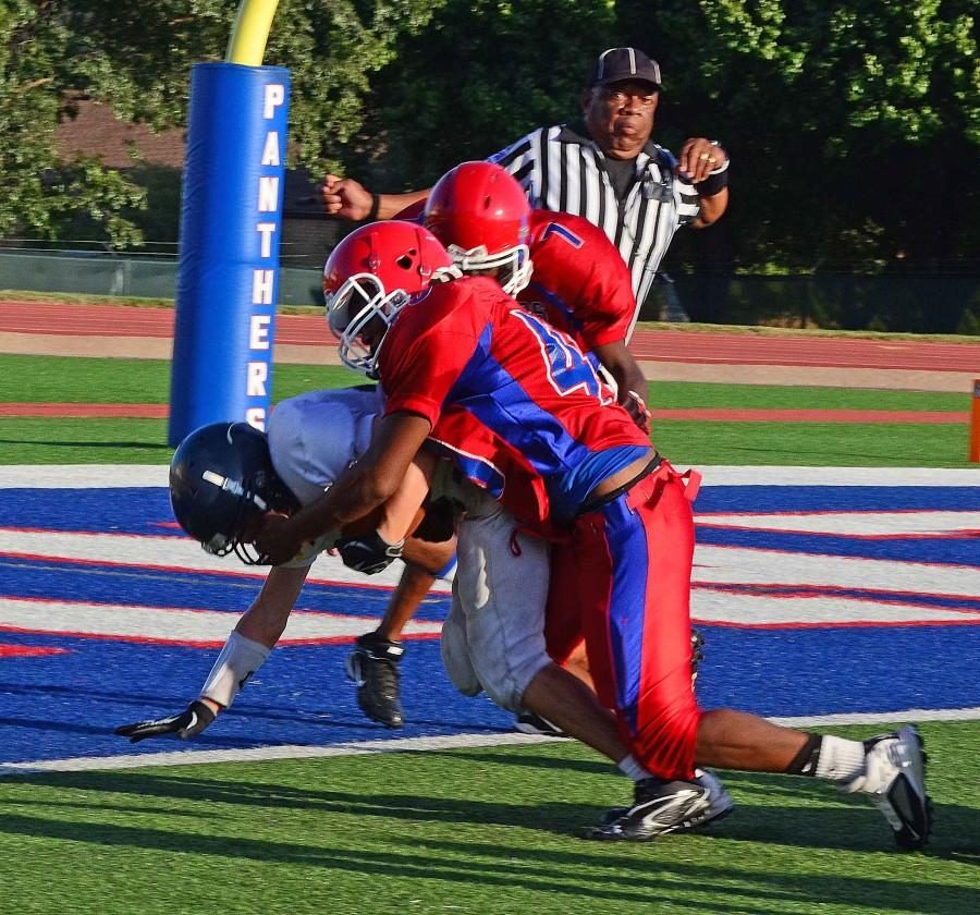 Photos%3A+Freshman+Football+vs+Highland+Park