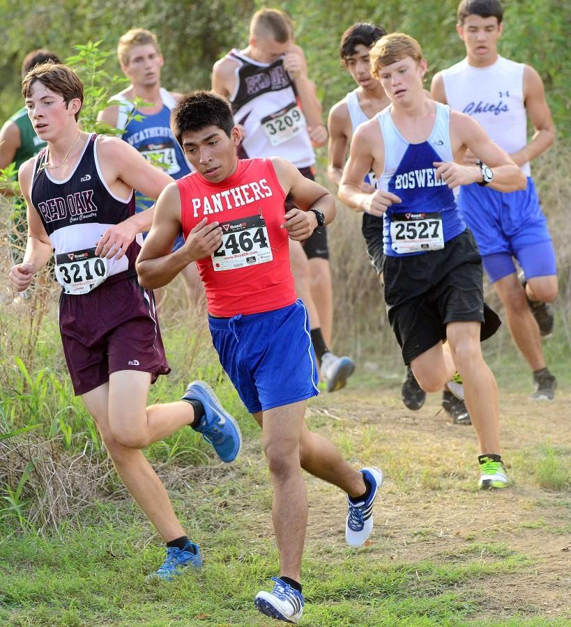 Photos%3A+Cross+Country+at+Burleson