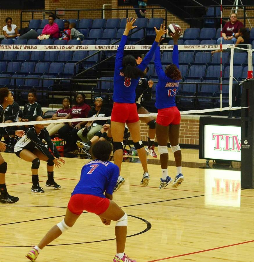Photos%3A+JV+Volleyball+vs+Timberview