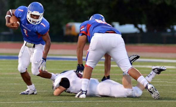 Panthers to face another test in Mesquite Horn tonight