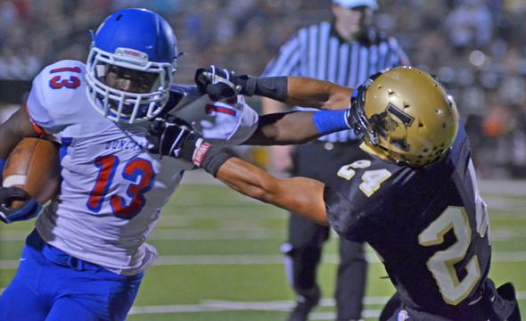 Panthers to face Mesquite Horn, Tailgate set for pre game