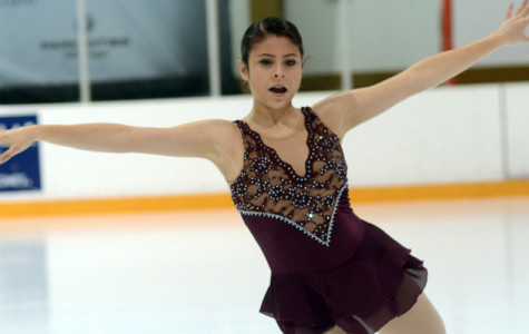 Rodriguez follows her dream of one day being an Olympic skater