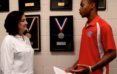 Video: Take Ten with Weston Hill and Head Pantheretted coach Cathy Self-Morgan