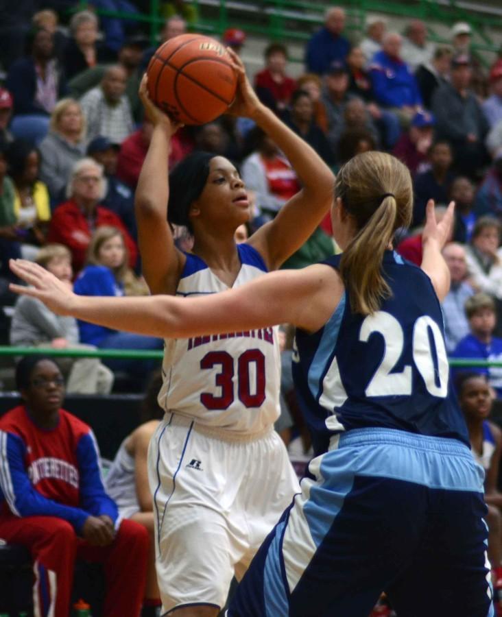 Photos: Girls Varsity Basketball vs LD Bell