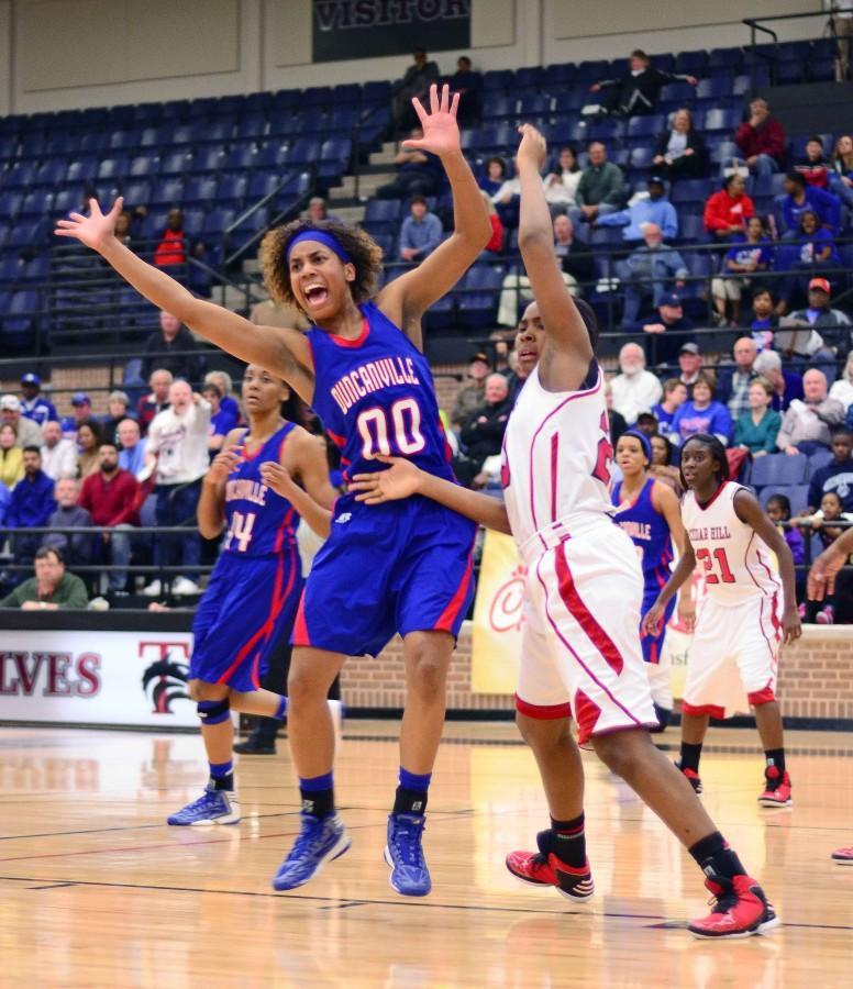 Photos: Girls Varsity Basketball vs Cedar Hill