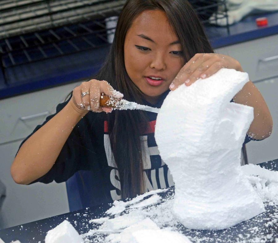 Photos: Art Class Sculpting