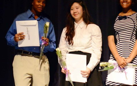 Photos: NTHS Inductions