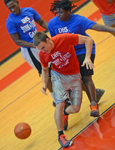 Photos: Faculty vs Student Basketball Game