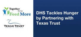 DHS partners with food bank