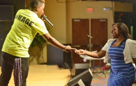 R&B recording artist returns to Duncanville