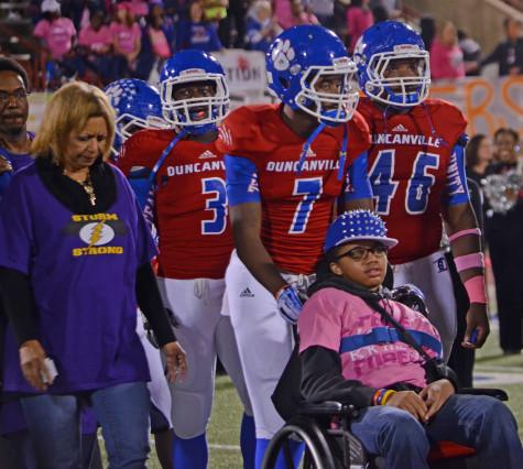 Personal Column: Malone demonstrates courage and hope in return to Panther stadium