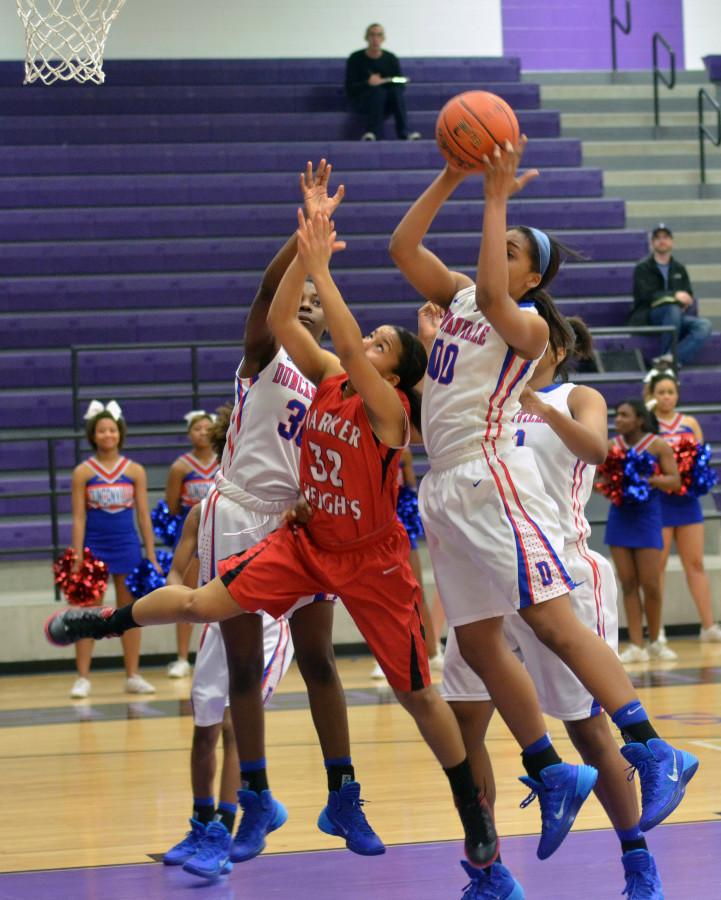 The Pantherettes will enter the final four in a game against San Antonio Wagoner Friday at 3 p.m. (Olivia Davila photo)