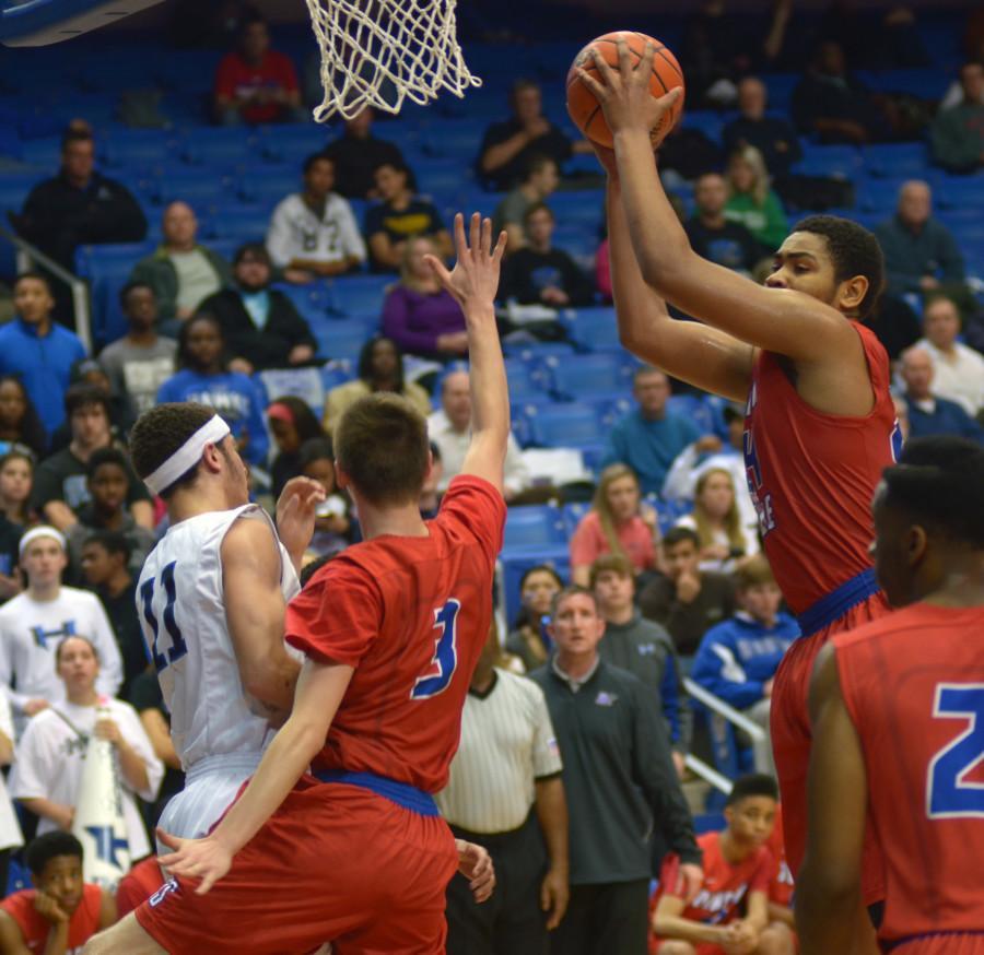 Photos: Boys Basketball Playoffs