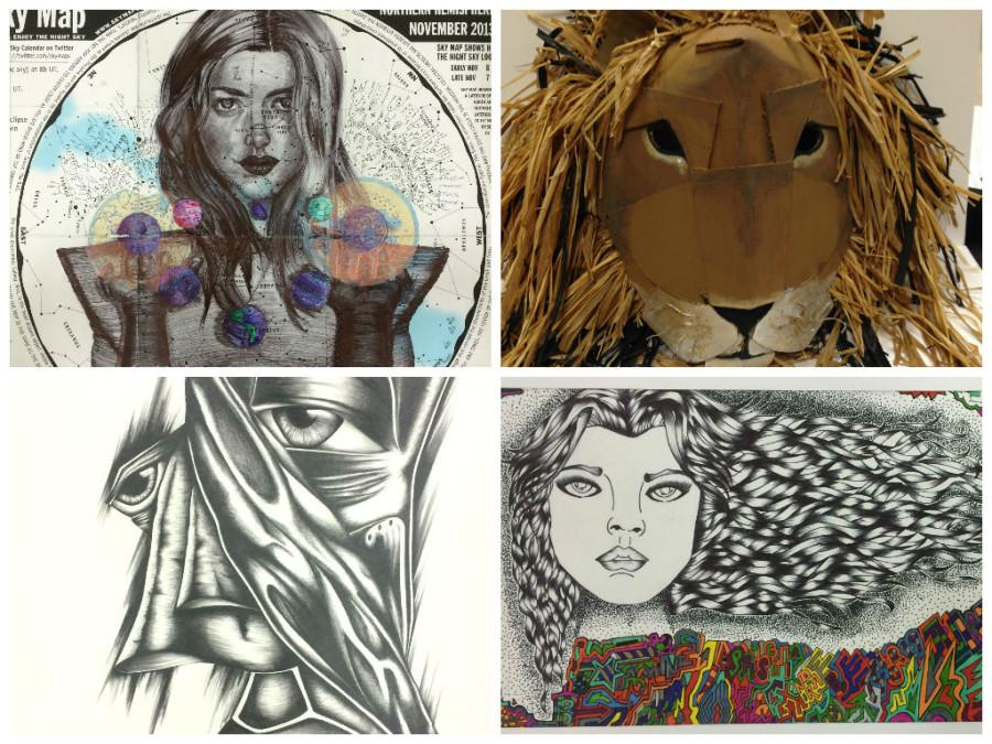 Students Awarded For Creativity In Vase Competition Panther Prints