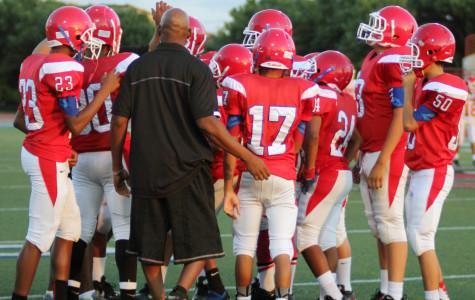Photos: Freshman Football vs. Cedar Hill