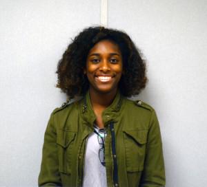 Ariel Benson, staff writer