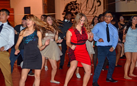 Student council successfully hosts winter formal