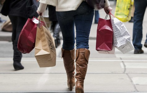 Personal Column: Shopping can really be addicting