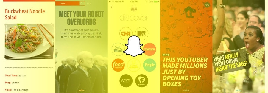 Snapchat+update+allows+users+to+%22discover%22