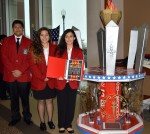 Skills Chapter Display advances to State.