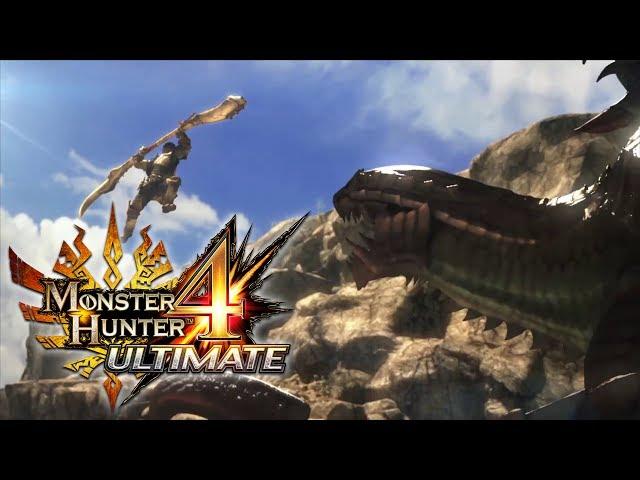 Monster+Hunter+4+Ultimate+garners+800K+in+pre-orders