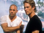 Paul Walker joins Vin Diesel on the set for one final show prior to passing.
