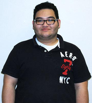Franklin Mejia, Staff Writer