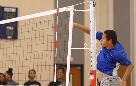 "Student Council to host ""Powder Buff"" male volleyball tournament Thursday"