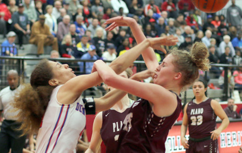Pantherettes avenge loss to Plano with smashing 79-47 Regional Quarterfinal win