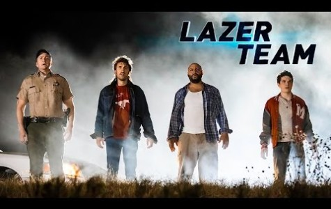 "Lazer Team defines ""squad goals"""