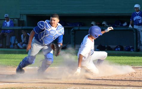 JV baseball boys competes with Grand Prairie