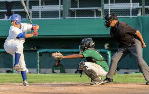 JV baseball competes with Desoto